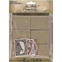Tim Holtz - Idea-ology - Match Boxes & Labels
